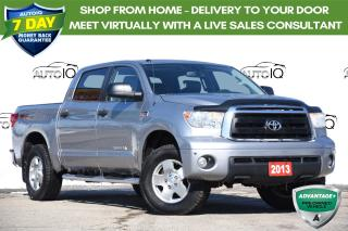 Used 2013 Toyota Tundra SR5 5.7L V8 LEATHER | MOONROOF | TRD for sale in Kitchener, ON