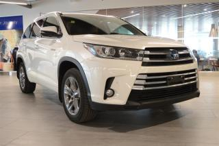 Used 2018 Toyota Highlander HYBRID Limited CVT for sale in Richmond, BC