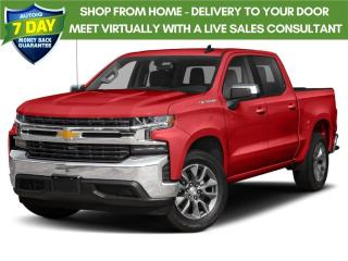 New 2021 Chevrolet Silverado 1500 RST for sale in Tillsonburg, ON