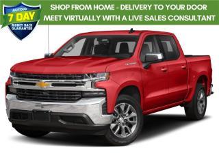 New 2021 Chevrolet Silverado 1500 RST for sale in Tillsonburg, ON