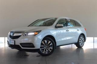 Used 2015 Acura MDX Tech at for sale in Langley City, BC