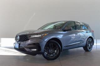 Used 2020 Acura RDX SH-AWD Elite at for sale in Langley City, BC