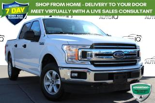 Used 2020 Ford F-150 XLT 3.5L ECOBOOST CREW CAB 4X4 CERTIFIED! for sale in Hamilton, ON