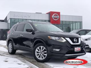 Used 2017 Nissan Rogue SV for sale in Midland, ON