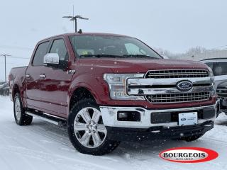 Used 2019 Ford F-150 Lariat CPO! 1 YEAR EXTENDED WARRANTY for sale in Midland, ON