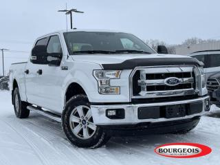 Used 2016 Ford F-150 XLT 5.0L V8, REVERSE CAMERA, BLUETOOTH for sale in Midland, ON