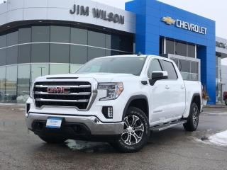 Used 2019 GMC Sierra 1500 SLE 5.3L 4X4 HEATED SEATS/STEERING WHEEL SUNROOF for sale in Orillia, ON