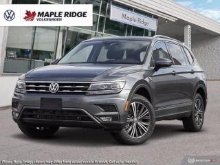 New 2021 Volkswagen Tiguan Highline for sale in Maple Ridge, BC