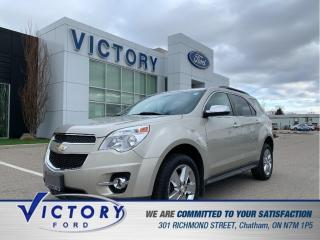 Used 2015 Chevrolet Equinox 1LT LT | HEATED SEATS | REVERSE CAM for sale in Chatham, ON