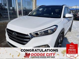 Used 2018 Hyundai Tucson SE | Leather | B/U Cam | R. Start for sale in Saskatoon, SK