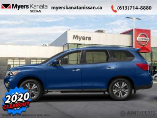 New 2020 Nissan Pathfinder SV Tech for sale in Kanata, ON