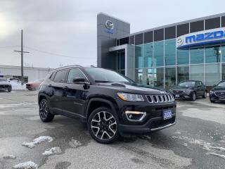 Used 2020 Jeep Compass LIMITED for sale in Chatham, ON