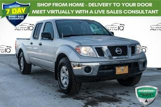 Used 2012 Nissan Frontier SV 4X4 | CREW CAB for sale in Innisfil, ON