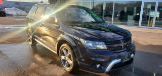 Used 2016 Dodge Journey Crossroad SNOW TIRES, 7 PASSENGER, NAV, SUNROOF!! for sale in Ingersoll, ON