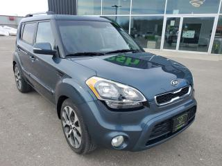 Used 2012 Kia Soul 2.0L 4u WINTER & SUMMER TIRES ON RIMS, SUNROOF, Bluetooth! for sale in Ingersoll, ON