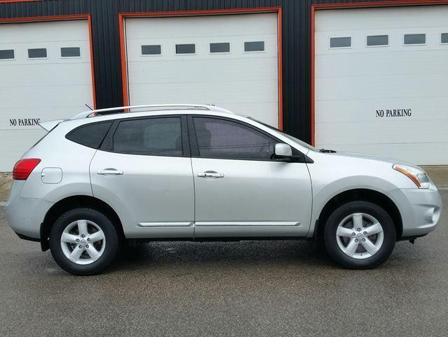 2013 Nissan Rogue S AWD Special Edition