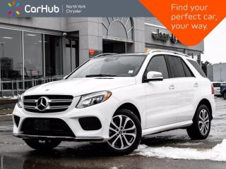 Used 2019 Mercedes-Benz GLE 400 4MATIC Panoramic Roof Harman Kardon Backup & 360 Cameras for sale in Thornhill, ON