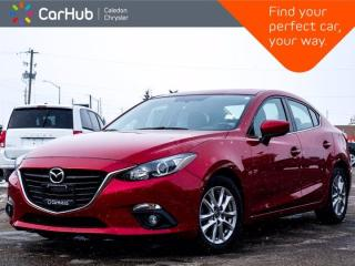 Used 2014 Mazda MAZDA3 GS-SKY Sunroof Backup Camera Bluetooth Heated Front Seats Push Start for sale in Bolton, ON