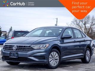 Used 2019 Volkswagen Jetta Comfortline Bluetooth Backup Camera Heated Front Seats Apple CarPlay 16