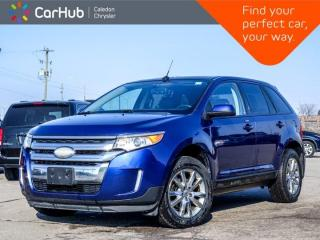 Used 2014 Ford Edge SEL Navigation Panoramic Sunroof Bluetooth Backup Camera Heated Front Seats 18