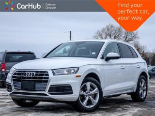 Used 2019 Audi Q5 Progressiv Quattro Navigation Panoramic Sunroof Bluetooth Backup Cam Heated Front Seats 19