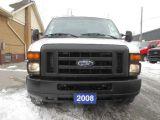 2008 Ford E-250 CARGO 5.4L Ladder Rack Divider Shelving 137,000Km