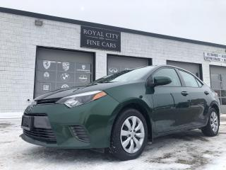 Used 2015 Toyota Corolla LE / SNOW TIRES / REMOTE START for sale in Guelph, ON