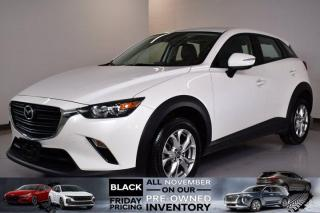 Used 2020 Mazda CX-3 GS 2.0 L 6-Speed Automatic AWD Sunroof for sale in Mississauga, ON