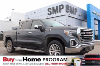 Used 2020 GMC Sierra 1500 SLT- 4X4, Remote Start, Navigation, Heated / Vented Leather, for sale in Saskatoon, SK
