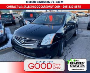 Used 2011 Nissan Sentra 2.0 for sale in Burlington, ON