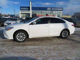Used 2017 Toyota Camry LE/HEATED SEATS/BLUETOOTH/A/C for sale in Edmonton, AB