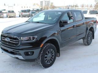 New 2021 Ford Ranger LARIAT | 4x4 | 501a Pkg | Nav | Heated Leather | Trailer Tow for sale in Edmonton, AB
