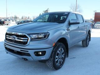 New 2021 Ford Ranger LARIAT | 4x4 | 500a Pkg | FX4 | Tech Pkg | NAV | Trailer Tow for sale in Edmonton, AB