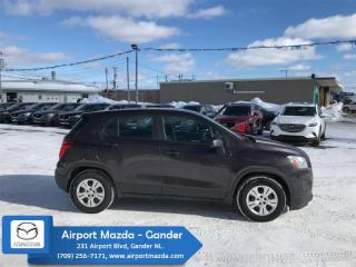 Used 2014 Chevrolet Trax LS  - Bluetooth -  OnStar for sale in Gander, NL