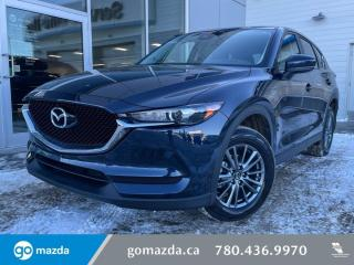 Used 2018 Mazda CX-5 GS - AWD, HALF LEATHER,CLOTH, HEATED SEATS, BACK UP AND MUCH MORE! for sale in Edmonton, AB