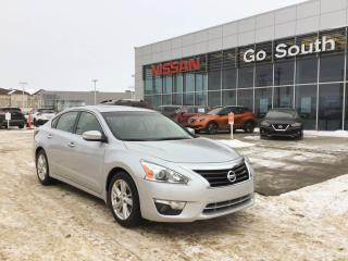 Used 2015 Nissan Altima SL, LEATHER, SUNROOF, NAVIGATION for sale in Edmonton, AB