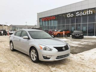 Used 2015 Nissan Altima SL, LEATHER, SUNROOF, NAVIGATION for sale in Edmonton, AB