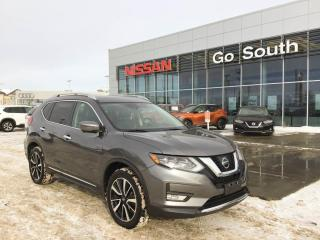 Used 2017 Nissan Rogue SL, AWD, LEATHER, NAVIGATION for sale in Edmonton, AB