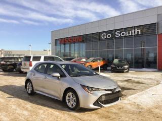 Used 2019 Toyota Corolla Hatchback SE, SAFETY SENSE, HATCHBACK for sale in Edmonton, AB