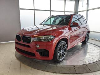 Used 2016 BMW X5 M for sale in Edmonton, AB