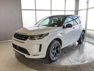 New 2021 Land Rover Discovery Sport PAYMENTS STARTING FROM $199 BI-WEEKLY for sale in Edmonton, AB