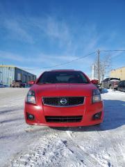 Used 2009 Nissan Sentra SE-R SPEC V for sale in Calgary, AB