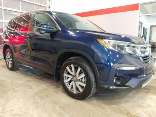 Used 2019 Honda Pilot EX-L NAVI for sale in Red Deer, AB