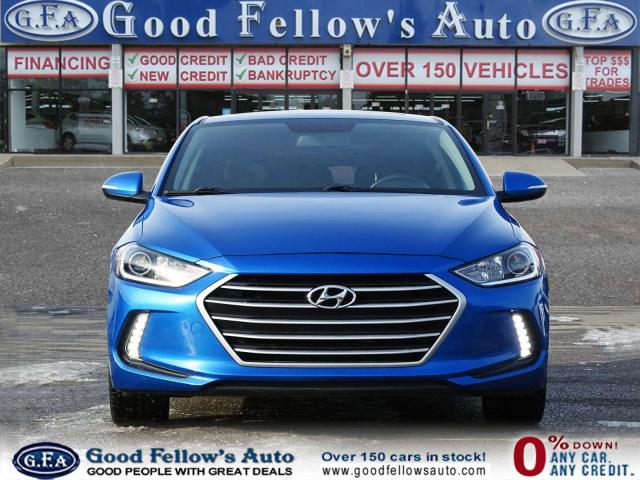 2017 Hyundai Elantra GLS MODEL, REARVIEW CAMERA, DRIVER ASSIST, SUNROOF