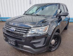 Used 2017 Ford Explorer 4WD *POLICE INTERCEPTOR* for sale in Kitchener, ON