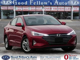 Used 2020 Hyundai Elantra PREFERRED, BACKUP CAMERA, BLIND SPOT,APPLE CARPLAY for sale in Toronto, ON