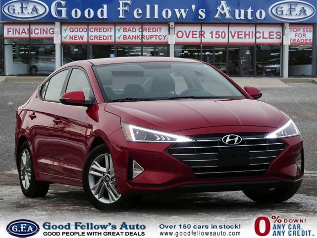 2020 Hyundai Elantra PREFERRED, BACKUP CAMERA, BLIND SPOT,APPLE CARPLAY