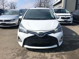 Used 2015 Toyota Yaris SE**BLUETOOTH** for sale in Hamilton, ON