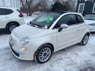 Used 2013 Fiat 500 Lounge for sale in Oshawa, ON