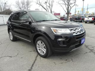 Used 2019 Ford Explorer XLT 4WD No Accidents Reverse Camera for sale in Windsor, ON